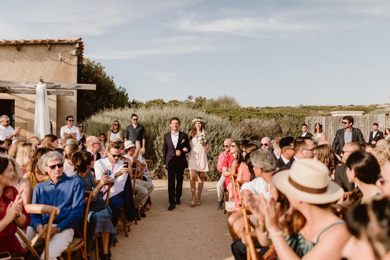 Photographe mariage le rocher lumio calvi