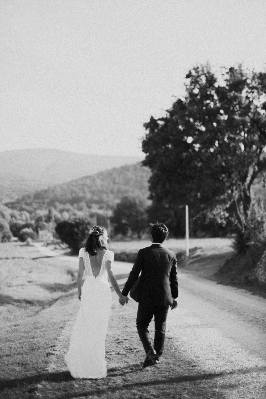Mariage à Cereste