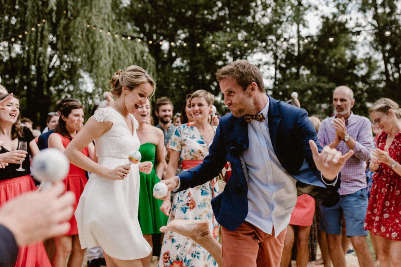 wedding rock french