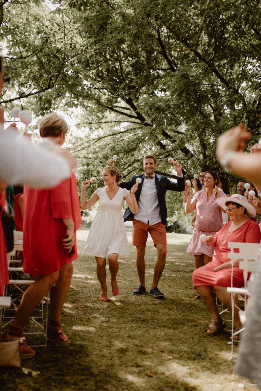 mariage rock guinguette