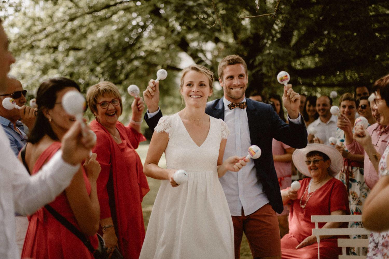 robe harpe mariage