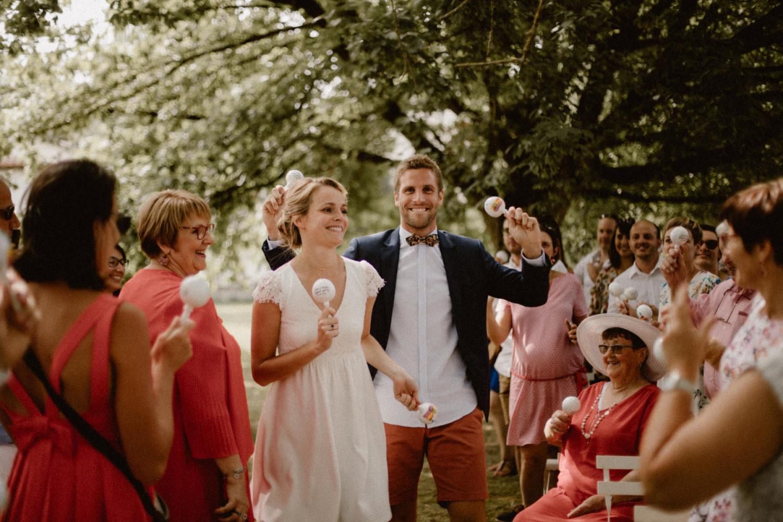 maracas mariage