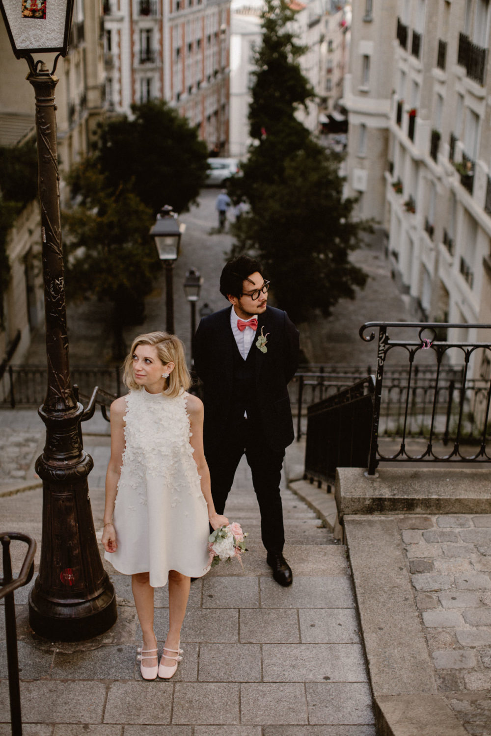 montmartre wedding paris