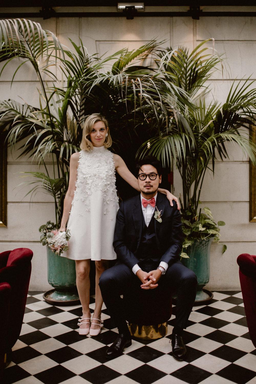 mariage hotel particulier montmartre wedding