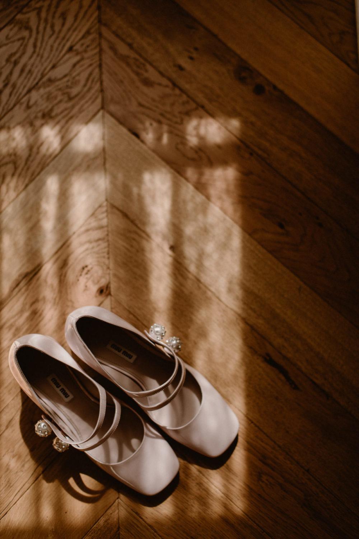 chaussures miumiu mariage