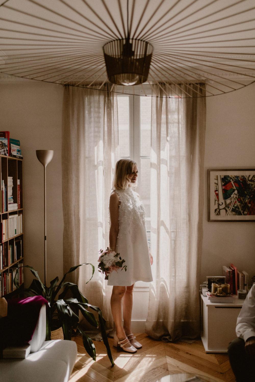 mariage parisien intime montmartre