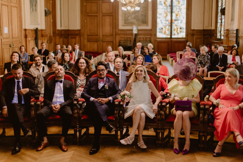 mariage mairie du 18 paris
