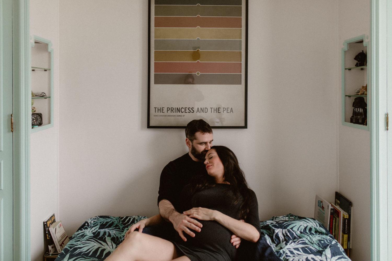 photographe grossesse à domicile nice