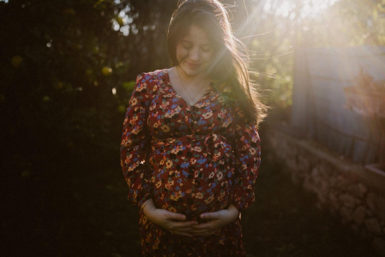 photographe grossesse basée à NIce Antibes