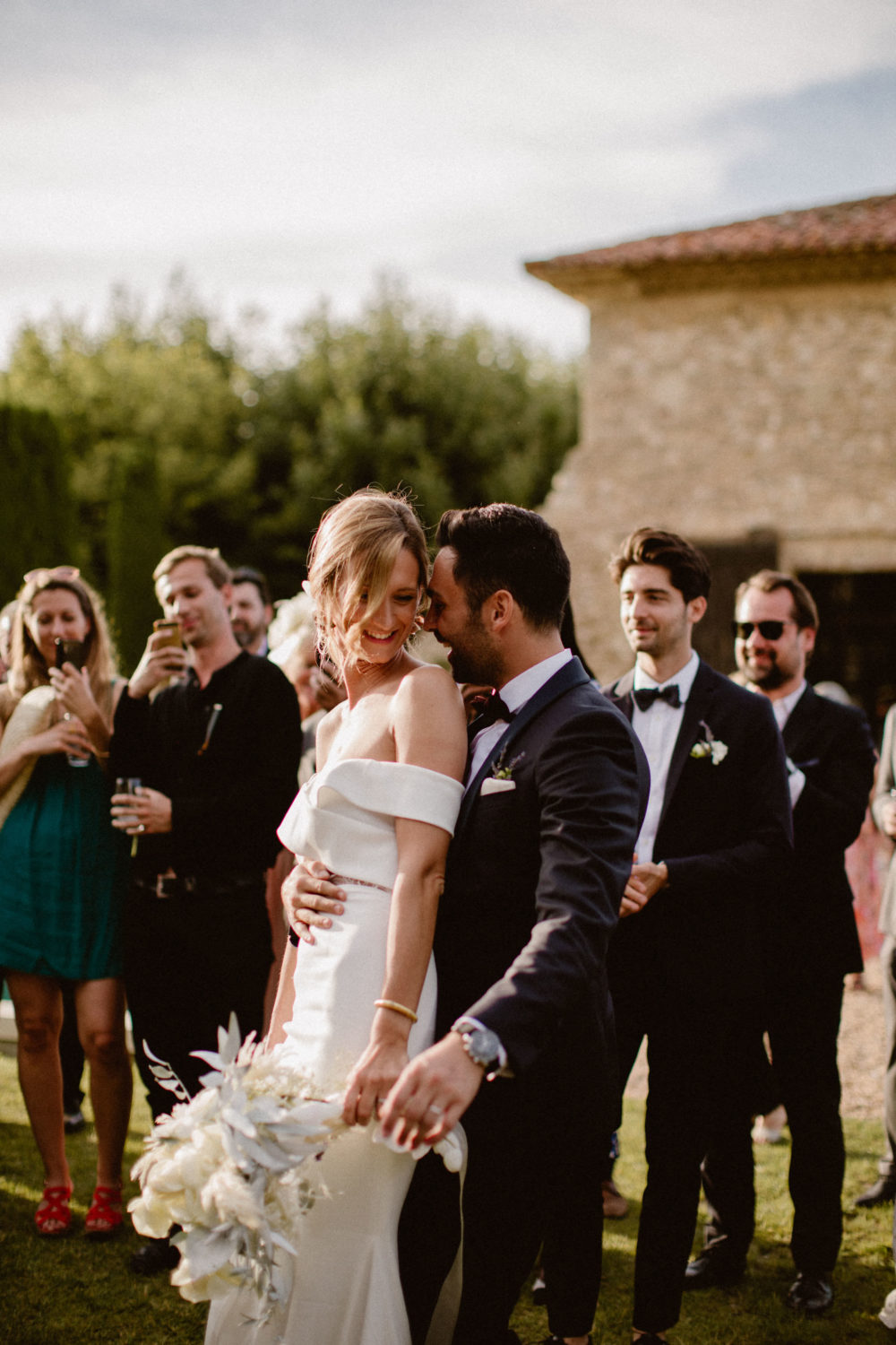 Chateau de Castellaras wedding in Cannes