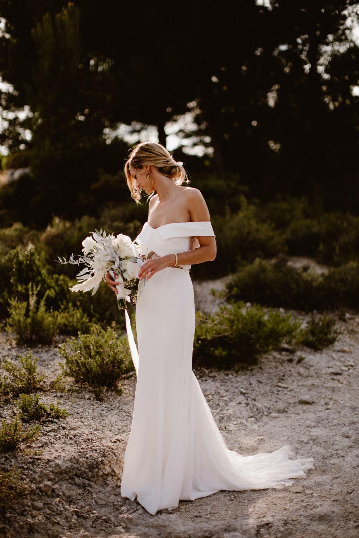 wedding in domaine des oliviers de l'esterel var