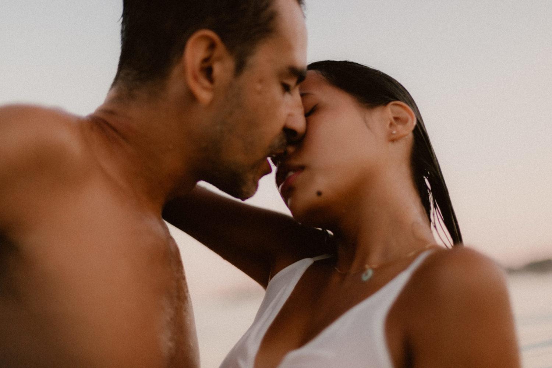 photographe mariage plage de cavalaire