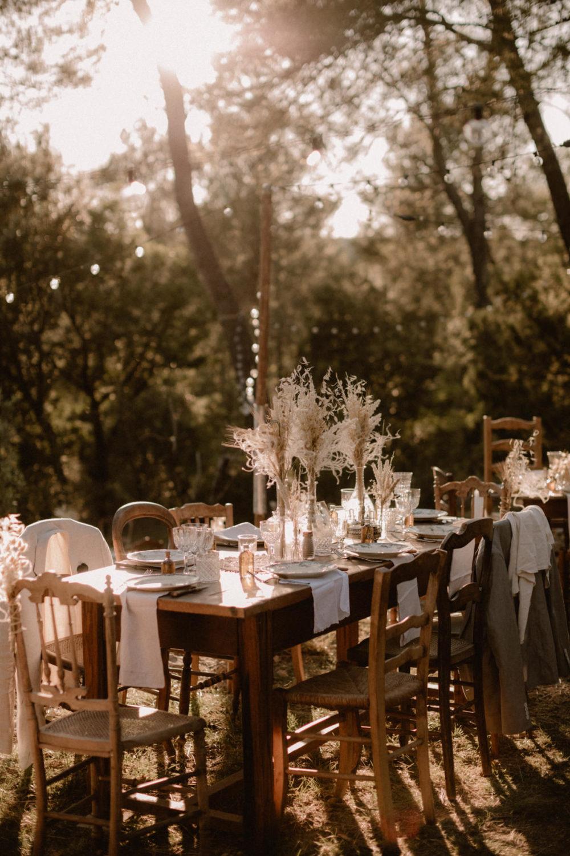 Wedding Table Provence