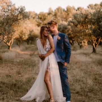 Photographe mariage Lieu de mariage en Provence Boheme