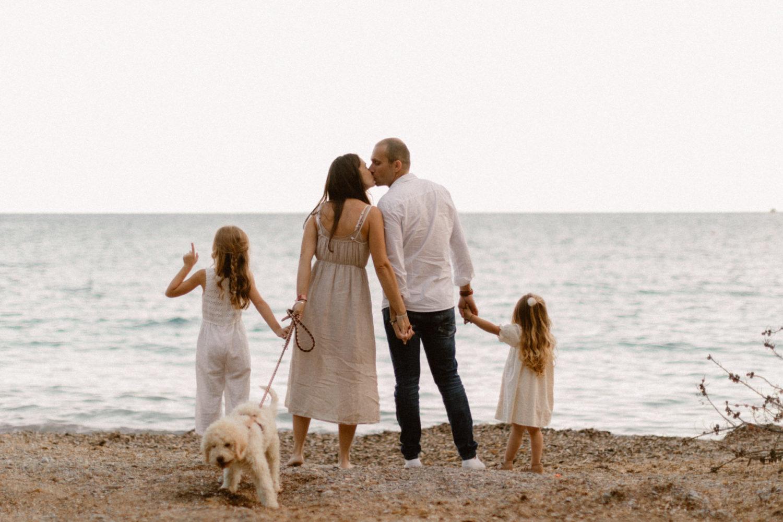 Photographe famille dans le 06