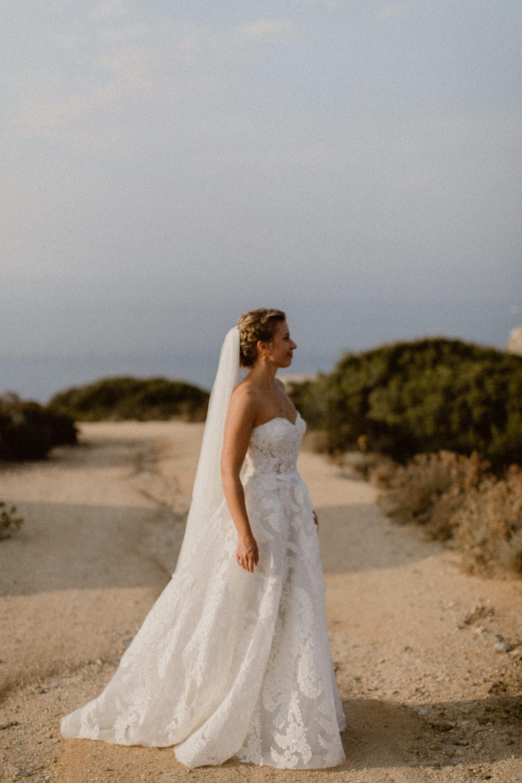 Robe de mariée Mark Ingram