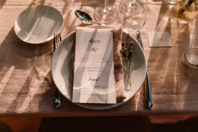 Wedding venue in Corsica