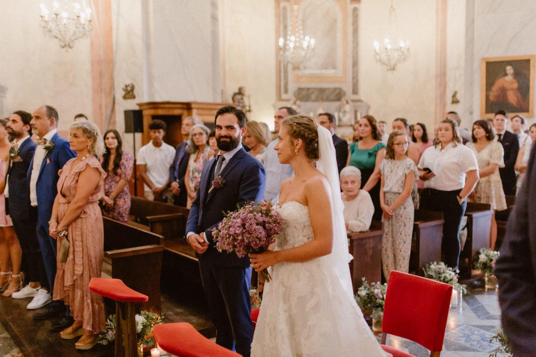 Mariage église Calvi Citadelle