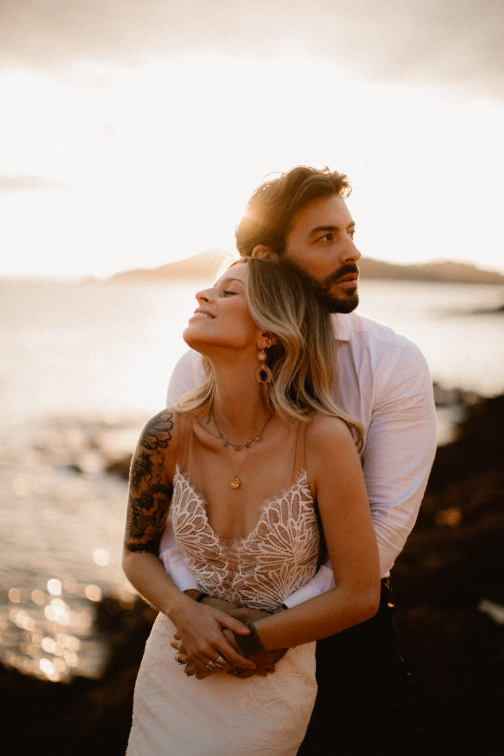 Elopement in French Riviera